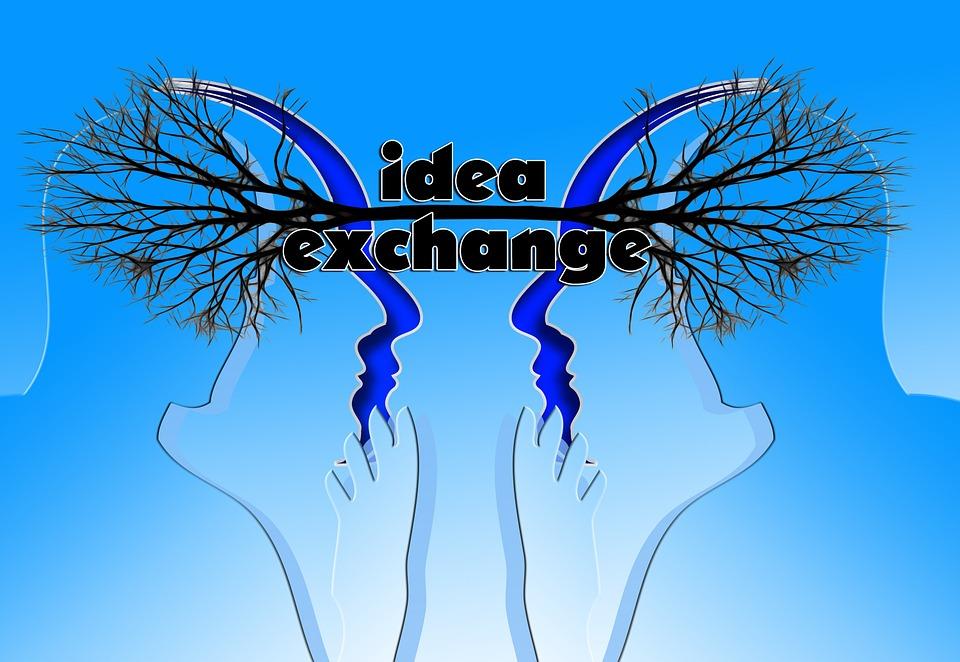 Scambiare le idee